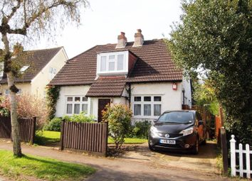 Thumbnail 3 bed detached house for sale in The Rise, Ewell Village