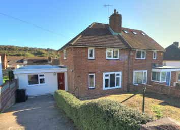 Thumbnail 4 bed semi-detached house for sale in Hawkhurst Road, Brighton