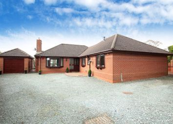 Thumbnail 4 bed detached bungalow for sale in Newpool Road, Knypersley, Biddulph