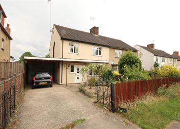 Thumbnail 3 bed semi-detached house for sale in Coleridge Road, Cambridge