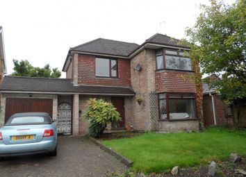 Thumbnail 3 bed detached house to rent in Sutherland Crescent, Blythe Bridge, Stoke On Trent
