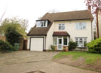 Thumbnail 4 bed detached house for sale in Northolme Rise, Orpington