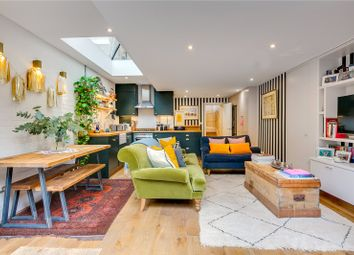 Thumbnail 2 bed flat for sale in Marney Road, Battersea, London