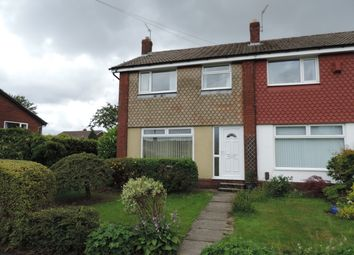 Thumbnail 3 bed town house for sale in Harewood Drive, Royton, Oldham