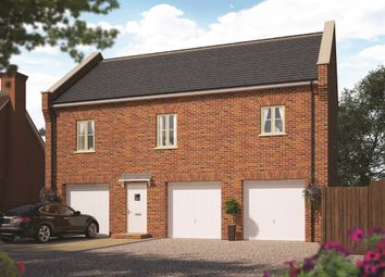 Thumbnail 2 bed semi-detached house for sale in Talbot, Station Road, Campsea Ashe, Woodbridge