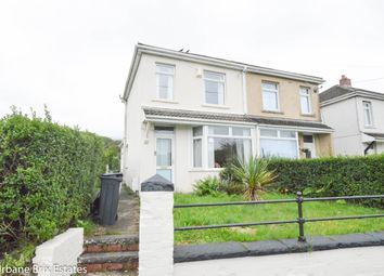Thumbnail 2 bed semi-detached house for sale in Dulais Road Seven Sisters, Neath
