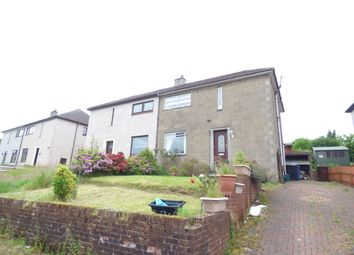 Thumbnail 3 bed semi-detached house for sale in Pennyfern Road, Greenock