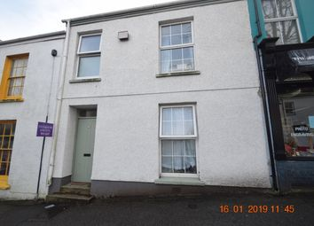 Thumbnail 6 bed terraced house to rent in Killigrew Place, Killigrew Street, Falmouth