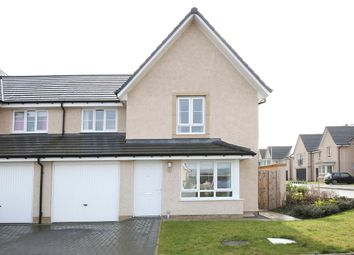 Thumbnail 3 bed property for sale in College Medway, Dalkeith
