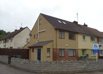 Thumbnail 4 bed end terrace house to rent in Heol Yr Odyn, Caerau, Cardiff.