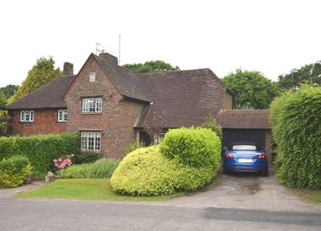 Thumbnail 3 bed semi-detached house for sale in Halley Road, Heathfield, East Sussex