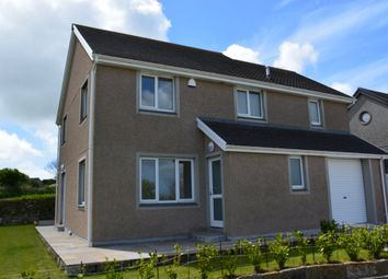 Thumbnail 4 bedroom detached house for sale in Avrack Close, Drift, Buryas Bridge