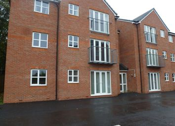 Thumbnail 2 bed flat to rent in Pendlebury Close, Walsall