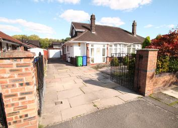 Thumbnail 2 bed semi-detached bungalow to rent in Redburn Road, Manchester