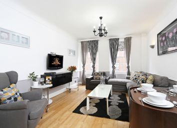 Thumbnail 2 bed flat to rent in Great Cumberland Place, London