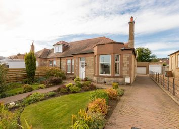 Thumbnail 4 bed semi-detached bungalow for sale in 29 Columba Road, Edinburgh
