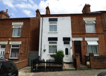 Thumbnail 3 bed end terrace house for sale in Ivanhoe Street, Newfound Pool, Leicester, Leicestershire