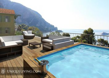 Thumbnail 5 bed apartment for sale in Eze, Cap Ferrat, French Riviera