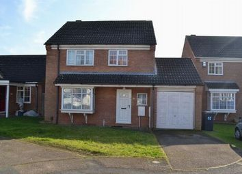 Thumbnail 4 bedroom detached house for sale in Beckett Way, Spinney Hill, Northampton