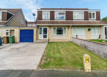 Thumbnail 3 bedroom semi-detached house for sale in Higher Park Close, Plympton, Plymouth