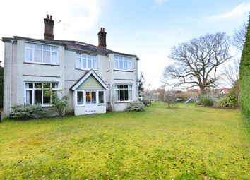 Thumbnail 5 bed detached house to rent in Pulborough Road, Storrington, West Sussex