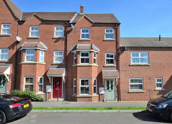 Thumbnail 3 bed town house for sale in Faulkner Drive, Bletchley, Milton Keynes