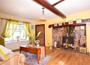 4 bed detached house for sale in Mill Lane, West Hougham, Dover, Kent CT15
