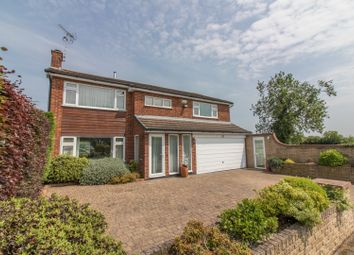 Thumbnail 4 bed detached house for sale in Townsend Road, Stoney Stanton