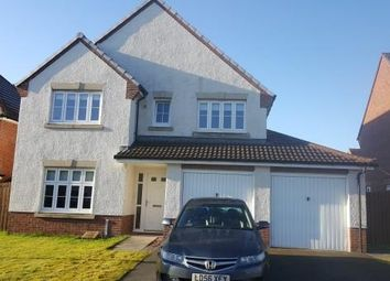 Thumbnail 4 bed detached house to rent in Glen Lyon Walk, Motherwell