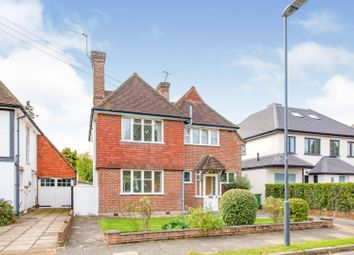 Thumbnail 3 bed detached house for sale in Briants Close, Pinner