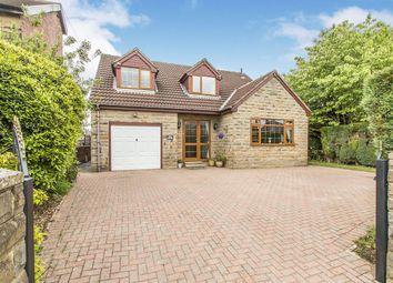 Thumbnail 4 bedroom detached house for sale in Bradford Road, Drighlington, Bradford, West Yorkshire