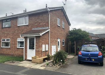 Thumbnail 1 bed flat for sale in Dallow Crescent, Burton-On-Trent, Staffordshire