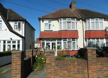 Thumbnail 3 bed semi-detached house to rent in Stanford Road, Streatham