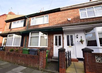Thumbnail 2 bed terraced house for sale in Kingsley Road, Wallasey, Merseyside