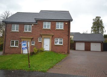 Thumbnail 3 bed semi-detached house for sale in Blacader Drive, Gartcosh