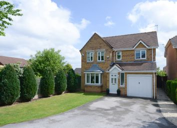 Thumbnail 4 bed detached house for sale in Lodge Farm Close, Walton, Chesterfield