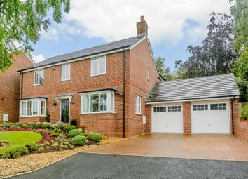 Thumbnail 5 bed detached house for sale in Treetops Drive, Malvern, Worcestershire
