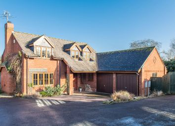 Thumbnail 4 bed detached house for sale in Tilton Road, Twyford, Melton Mowbray