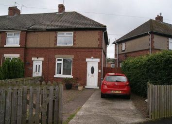 Thumbnail 2 bedroom end terrace house for sale in Green Crescent, Dudley, Cramlington