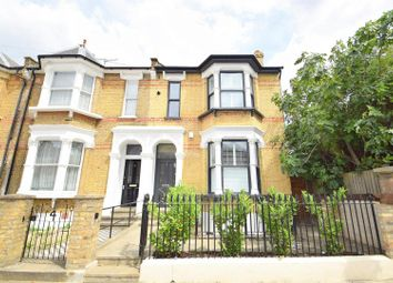 Thumbnail 3 bed flat to rent in Muston Road, London