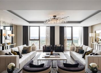 Thumbnail 4 bed flat for sale in The Regent Penthouse, West End Gate, Newcastle Place, London