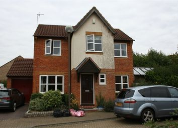 Thumbnail 4 bed detached house to rent in Chalwell Ridge, Shenley Brook End, Milton Keynes, Buckinghamshire