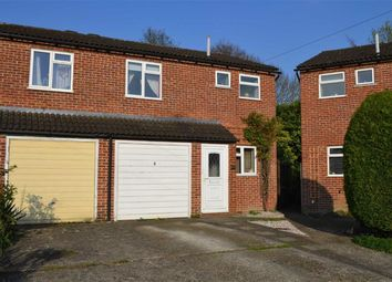 Thumbnail 3 bedroom end terrace house for sale in Walton Way, Newbury, Berkshire