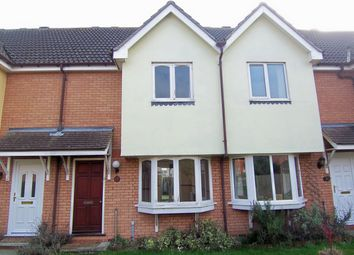 Thumbnail 2 bedroom terraced house to rent in Palm Close, Wymondham