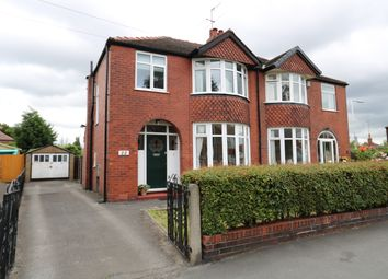 Thumbnail 3 bed semi-detached house for sale in Ludlow Road, Offerton, Stockport