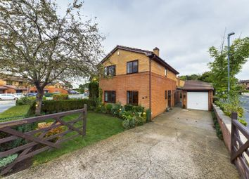 Thumbnail 3 bed detached house for sale in Glascoed Way, Summerhill, Wrexham