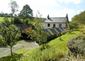 Thumbnail 4 bed detached house for sale in Ffostrasol, Llandysul