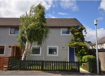 Thumbnail 3 bed end terrace house for sale in Ardcroy Road, Inverness