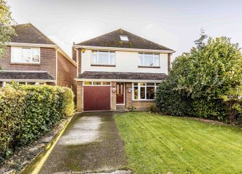 Thumbnail 4 bed detached house for sale in Fifth Avenue, Denvilles, Havant