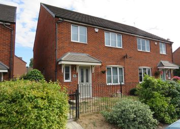 Thumbnail 4 bed semi-detached house for sale in Stafford Road, Darlaston, Wednesbury